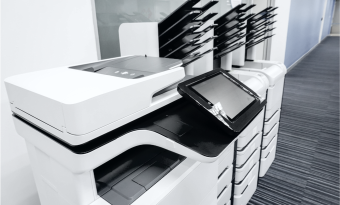Copy Machines, Photocopier